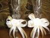 Наградная розетка Свадебные бокалы