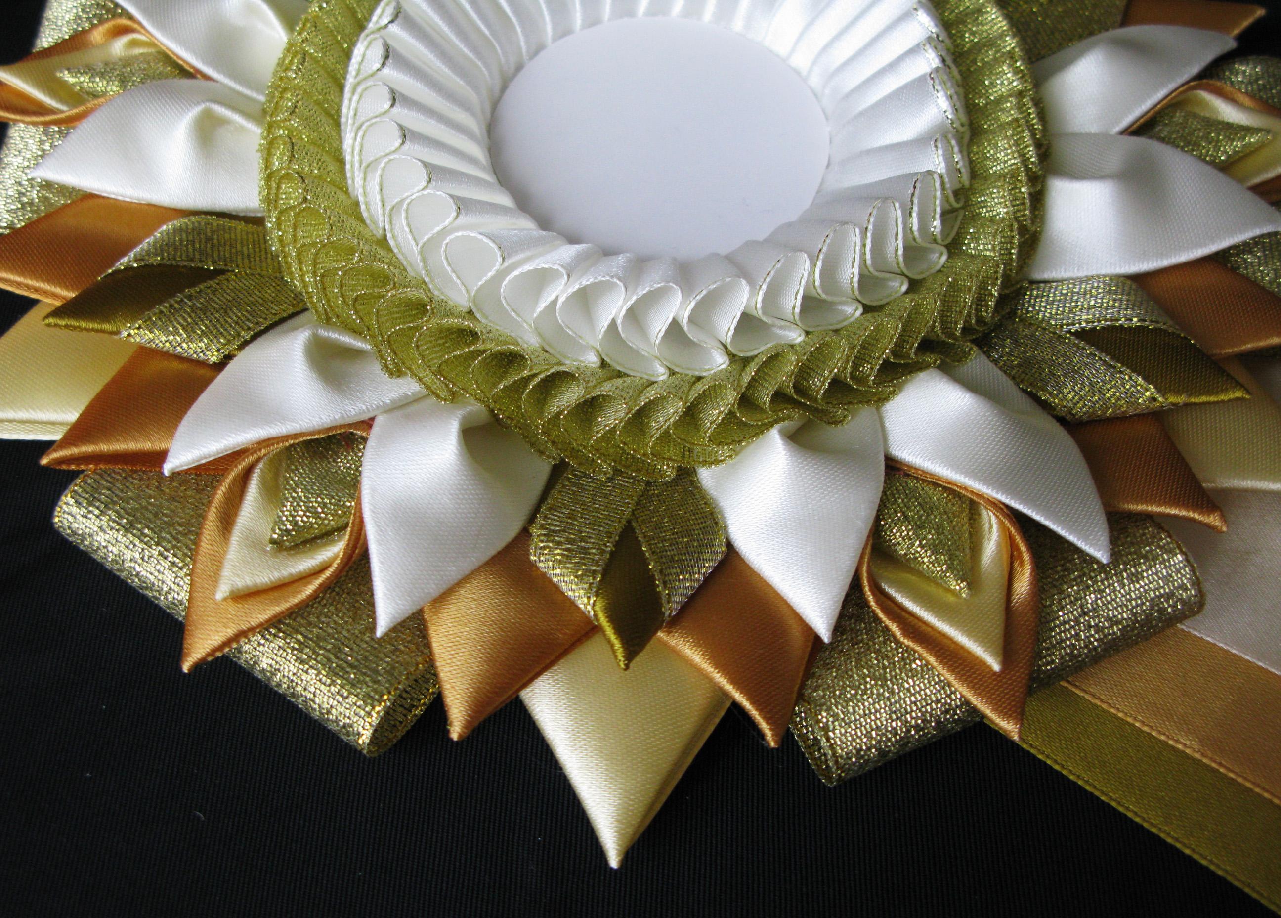 Наградные розетки мастерской Долина Грёз