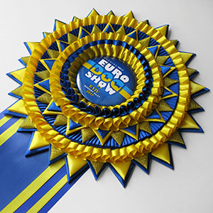 Наградная розетка «Вдохновение Евро-2»