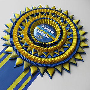 Наградная розетка «Вдохновение Евро-1»