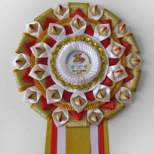 Наградная розетка «Злато Скифов-1»