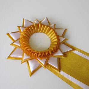 Наградная розетка Янтарь